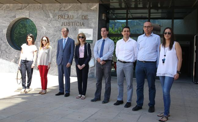 LOS LETRADOS RECLAMAN LA MODERNIZACIÓN DE LA JUSTICIA