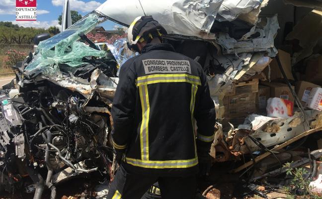Dos muertos en accidentes de tráfico en la Vall d'Uixó y Ontinyent