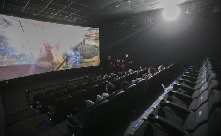 Valencia abre una sala de cine 4D