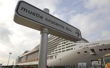 Los técnicos aconsejan el muelle de cruceros y no La Marina para el atraque del 'Aquarius'