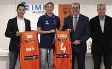 Anna Gómez: «Ver mi nombre en la camiseta de Valencia Basket es espectacular»
