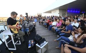 La Marina tiene previsto dos grandes conciertos este fin de semana