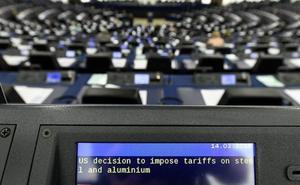 La Eurocámara da luz verde al nuevo reparto de escaños tras el 'brexit'