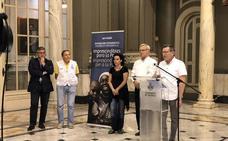 Ribó reconoce el simbolismo de la Marina para la acogida de los inmigrantes del 'Aquarius'