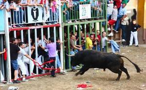 Herido un menor tras ser corneado por un toro en Onda