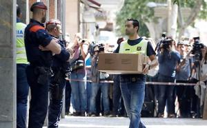 La menor asesinada en Vilanova i la Geltrú murió asfixiada pero no fue violada