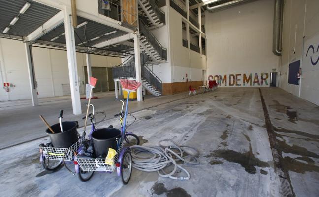El hospital de Mislata, la antigua Fe y Cheste, destinos para los inmigrantes