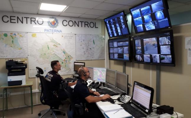 Paterna instalará 200 cámaras de seguridad en accesos, polígonos y edificios públicos