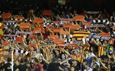 La UE concede la cautelar al Valencia por la multa