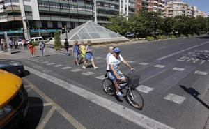Los ciclistas tendrán prioridad frente a los coches en los semáforos de las grandes vías