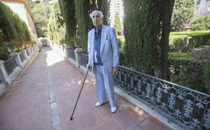 Santiago Grisolía, el jardín de la memoria