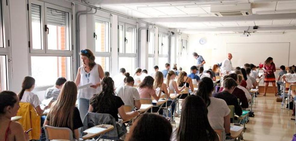 Comprobar las notas de Selectividad de 2018 en Valencia, Alicante y Castellón