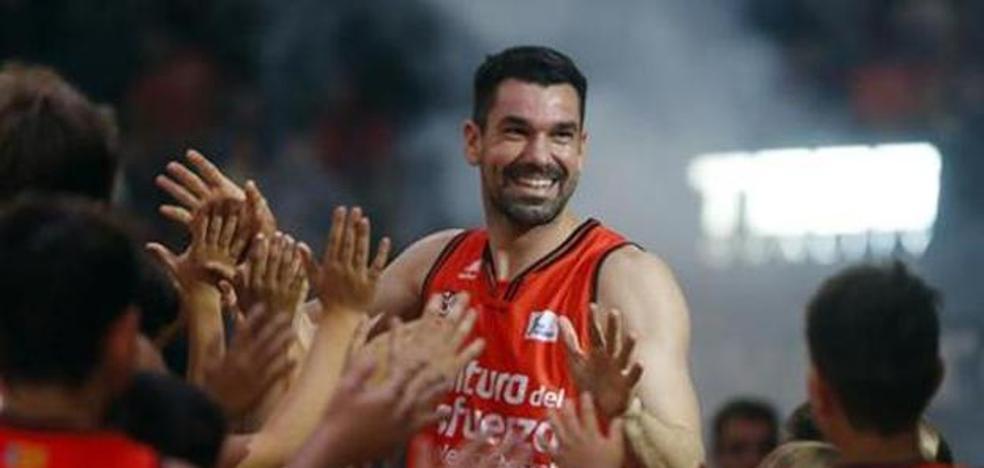 Rafa Martínez liderará la negociación con el Valencia Basket