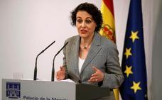 Valerio, sobre la dimisión de Huerta: «Hay que seguir la línea de coherencia marcada por Sánchez»