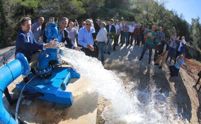El Consorcio de Aguas interconectará cinco municipios para combatir la sequía