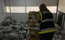 Hallan 378.158 piezas de bisutería falsificadas por valor de 22 millones