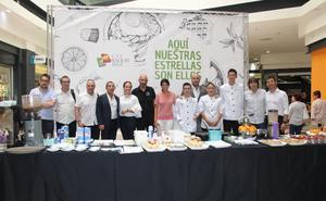 Alumnos del Raquel Payá muestran su potencial culinario