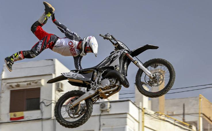 Valencia Xtreme Monster Freestyle
