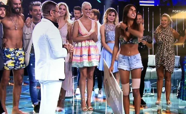 Fotos de la gala final de Supervivientes 2018
