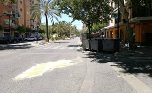 Un hombre muere en un accidente de moto en Valencia