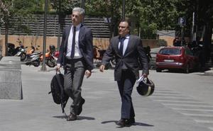 Ricardo Costa confirma a la juez que un directivo de FCC le dio 150.000 euros para el PP