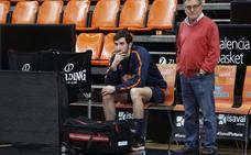 El Valencia Basket renueva a Vives hasta 2019