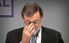 Rajoy deja su escaño y pedirá reingresar en el Cuerpo de Registradores de Santa Pola