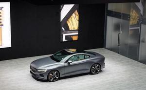 El Volvo Polestar se estrena en Europa