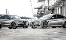 Modelos especiales de Alfa Romeo junto a Nürburgring