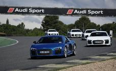 Aprendemos y disfrutamos con los cursos de conducción de Audi