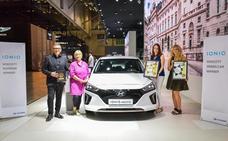 Hyundai, coche mundial de la mujer en 2018
