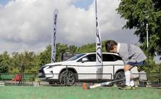 Lexus apoya el hockey en Madrid