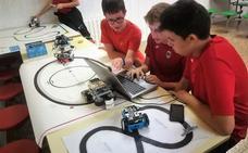 El colegio Paidos vive su jornada de convivencia más tecnológica