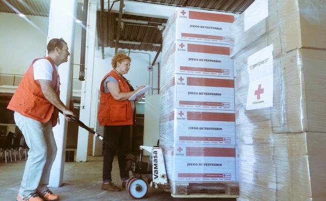 Un dispositivo de 1.500 personas, listo para recibir a los inmigrantes del 'Aquarius'
