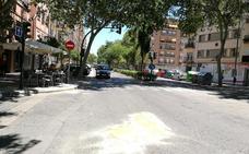 Un hombre de 36 años muere en un accidente de moto en Valencia