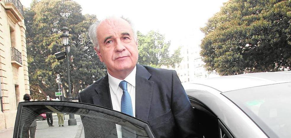 Las ONG se oponen al acuerdo de Blasco con la fiscalía y no descartan ir a juicio