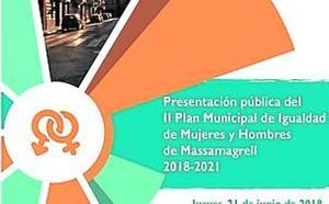 El Centro Cultural acoge la presentación del II Plan de Igualdad municipal