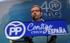 El PP insta a Sánchez a recuperar el control financiero sobre la Generalitat