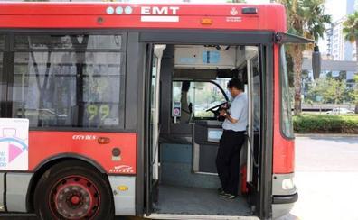 La EMT de Valencia modifica el recorrido de la línea 94 a partir de hoy