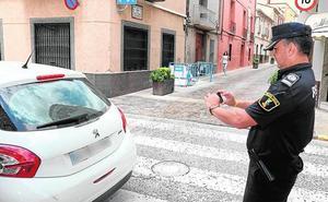 Nuevo sistema de denuncias de tráfico para evitar los errores