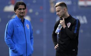 Dalic pide ayuda a Rakitic para neutralizar a Messi
