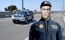 Terminator ficha por la Policía Local de Murcia: «¡¡Sayonara, acho!!»