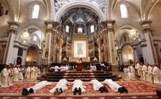 El doble de nuevos sacerdotes para Valencia