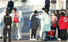 Cerca de 150 trasladados a centros sanitarios y seis ingresados