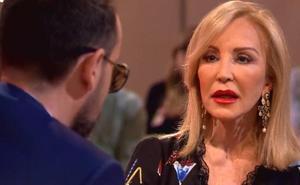 Carmen Lomana: «Me quité el sujetador y se lo metí a mi marido en el sudario»