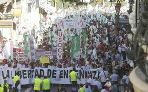 El PP anima a los concertados a pedir indemnizaciones a la Generalitat