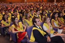 Fotos de la graduación de la Universidad Católica de Valencia (UCV) en 2018