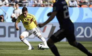 Directo: Colombia-Japón