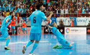 Movistar Inter gana su quinta Liga consecutiva en los penaltis