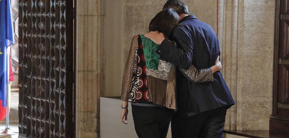 Montón y Puig defienden que Sánchez no ha cambiado la postura sobre las elecciones